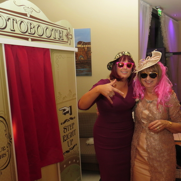 Wedding Photo Booth Raheen Woods Hotel Galway