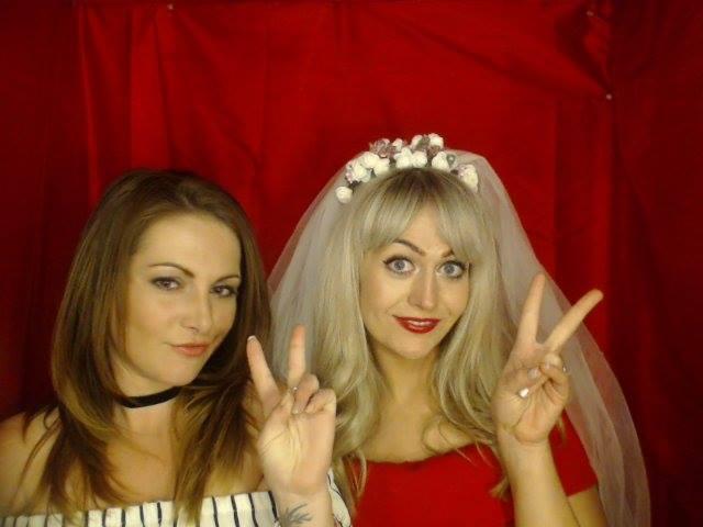 Wedding Photo Booth Ardilaun Hotel Galway